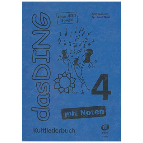 Bitzel / Lutz: Das Ding Band 4