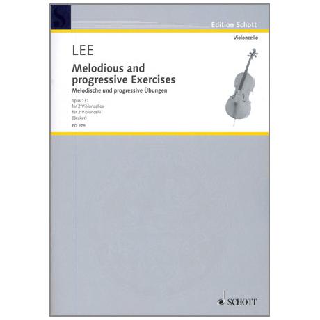 Lee, S.: Melodische und progressive Übungen Op.131