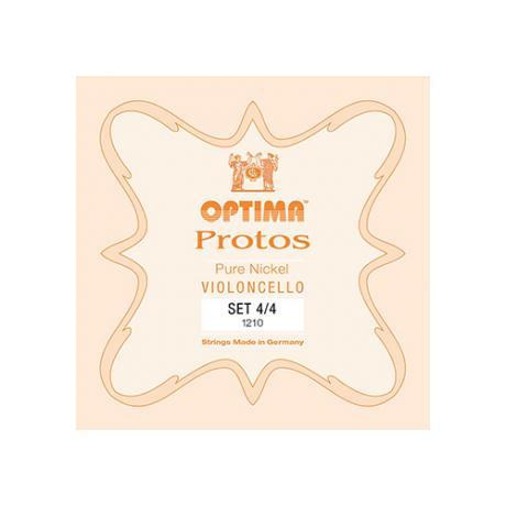OPTIMA Protos Cellosaiten SATZ