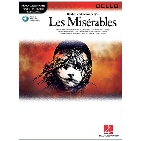 Les Miserables for Cello (+Online Audio)