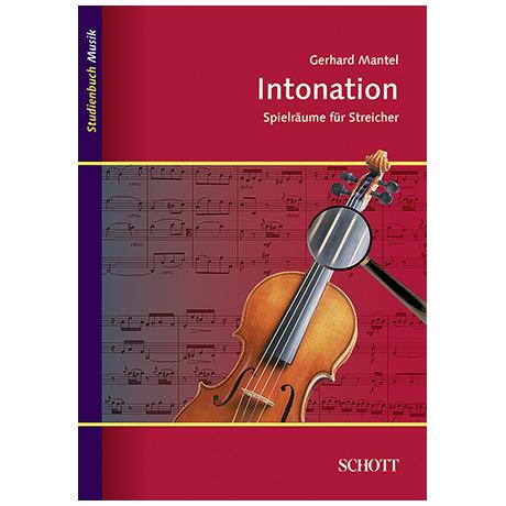 Studienbuch Musik – Intonation