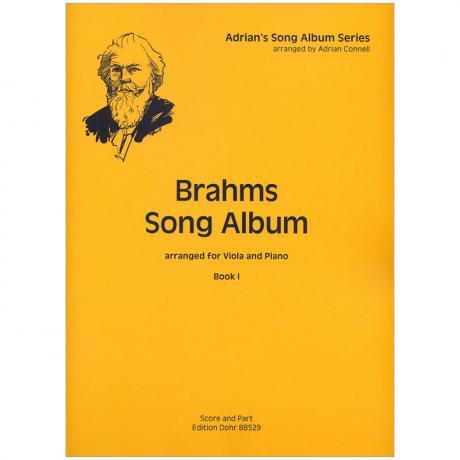 Brahms, J.: Brahms Song Album I