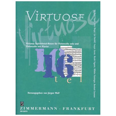 Virtuose Sechzehntel-Noten