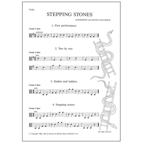 Colledge, K. & H.: Stepping Stones