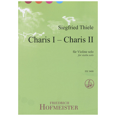 Thiele, S.: Charis I - Charis II