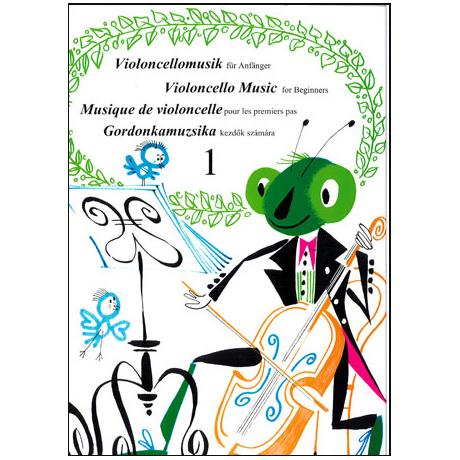 Lengyel, E./Pejtsik, A.: Violoncellomusik für Anfänger Band 1