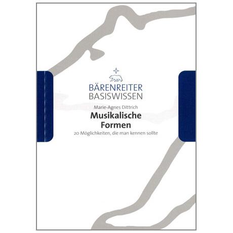 Dittrich, M-A.: Musikalische Formen