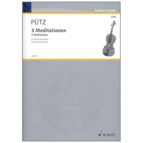 Pütz, E.: 3 Mediationen
