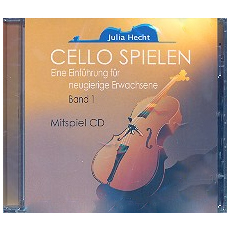 Hecht, J.: Cello Spielen Band 1 – CD