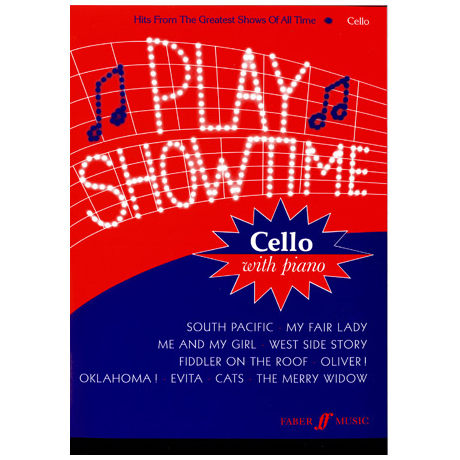 Play Showtime: Cello