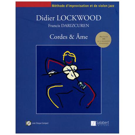 Lockwood, D.: Cordes et âme (+CD)