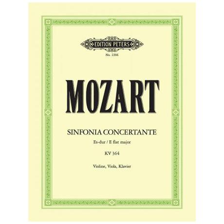Mozart, W.A.: Symphonie concertante KV 364