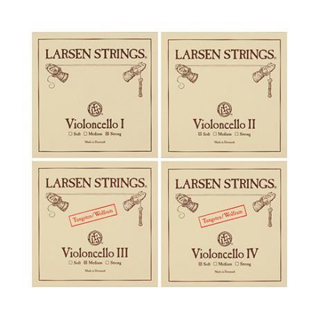 LARSEN cello strings SET