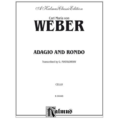 Weber, C. M. v.: Adagio und Rondo