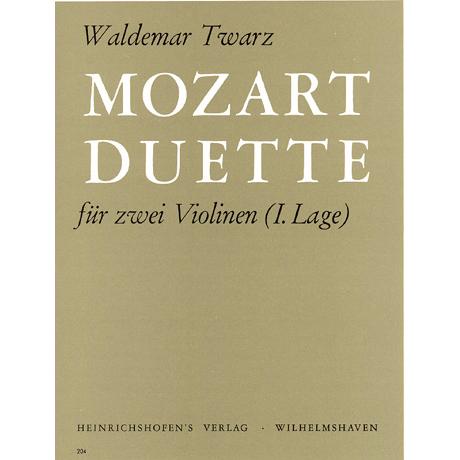 Mozart-Duette