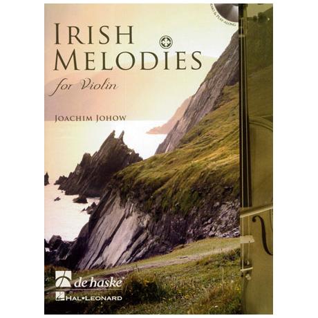 Johow, J.: Irish Melodies (+CD)