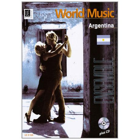 World Music Argentina (+CD)