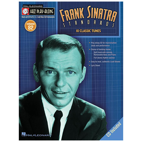 Frank Sinatra – Standards – 2nd Edition (+CD)