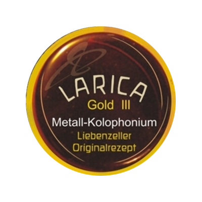 LARICA Kolophonium Gold III Viola/Cello