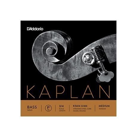KAPLAN Solo corde contrebasse Fa dièse