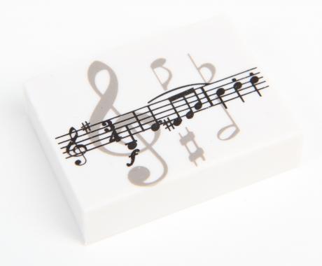 Radiergummi music