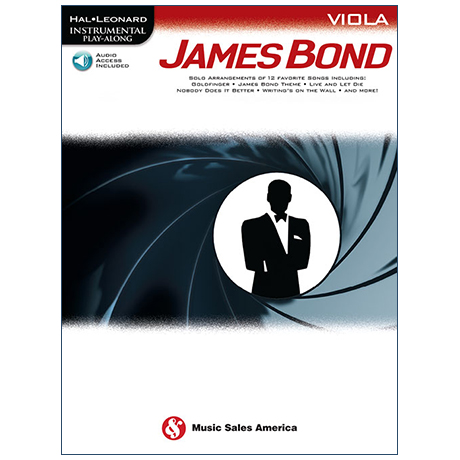 James Bond (+OnlineAudio)