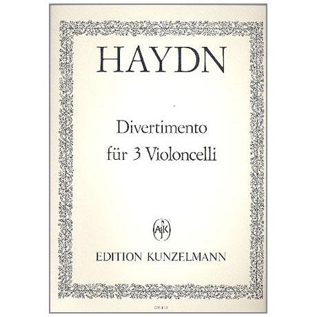 Haydn, J.: Divertimento D-Dur