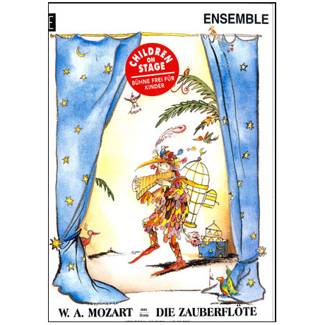 Children on Stage - Mozart, W.A.: Die Zauberflöte