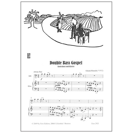 Pietsch, U.: Double Bass Gospel