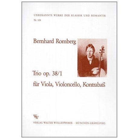 Romberg, B. H.: Trio Op. 38/1