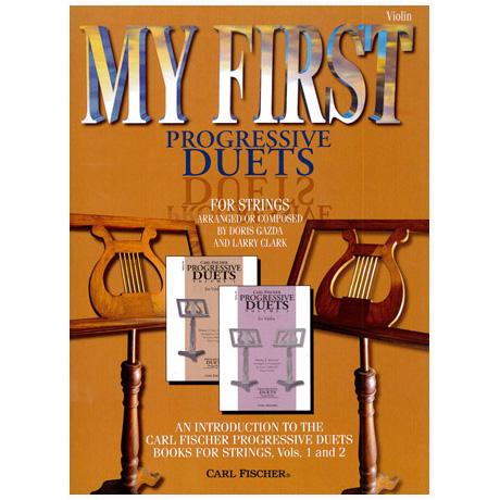 My First Progressive Duets – Violin