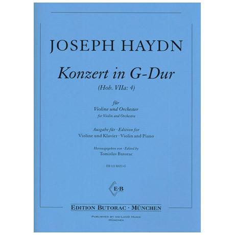 Haydn, J.: Violinkonzert G-Dur Hob. VII: 4