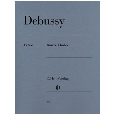 Debussy, C.: Douze Etudes