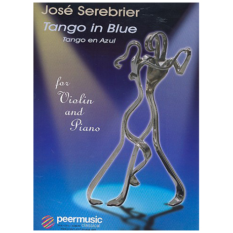 Serebrier, J.: Tango in Blue