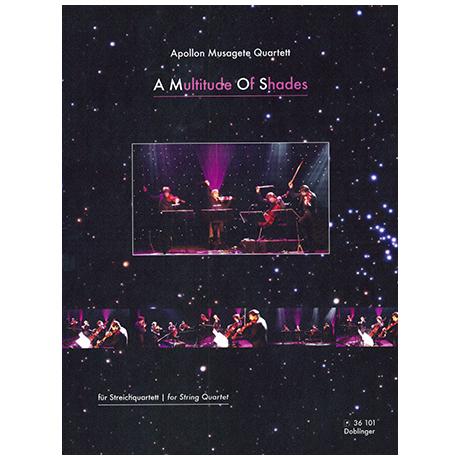Apollon Musagete Quartett: A Multitude of Shades