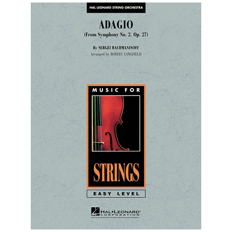 Rachmaninow, S.: Adagio from Symphony No. 2
