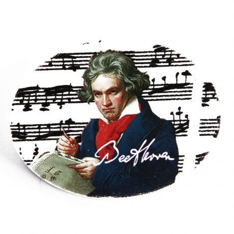 Radiergummi Beethoven