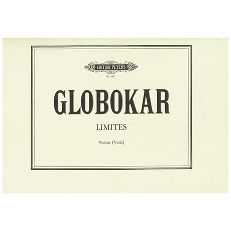 Globokar, V.: Limites
