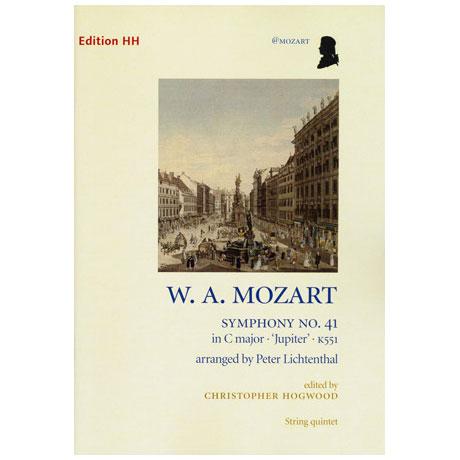 Mozart, W.A.: Symphony Nr.41 - Jupiter
