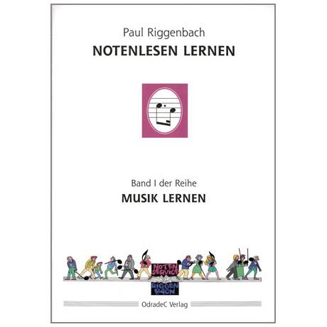 Riggenbach, P.: Notenlesen lernen
