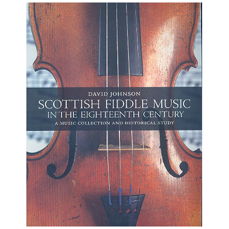 Johnson, D.: Scottish Fiddle Music in the 18th Century