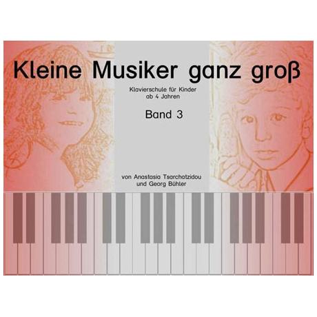 Kleine Musiker ganz groß Band 3 (+CD)