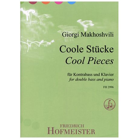 Makhoshvili, G.: Cool Pieces