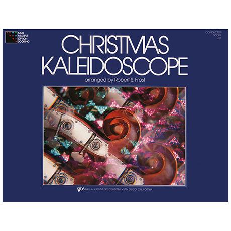 Christmas Kaleidoscope für Streicher – Partitur