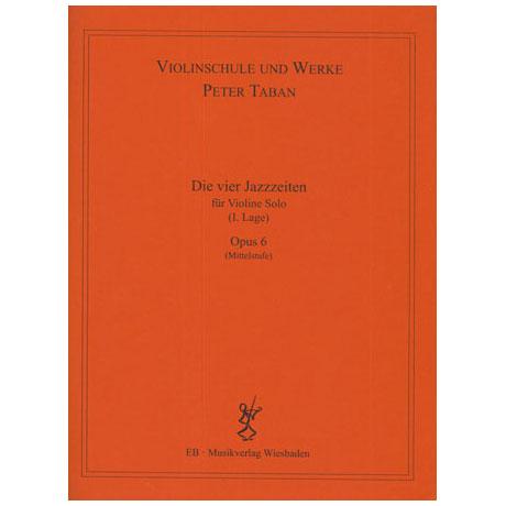 Taban, P.: Die vier Jazzzeiten Op. 6