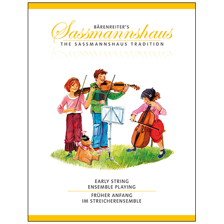 Sassmannshaus, E. und K.: Früher Anfang im Streicherensemble