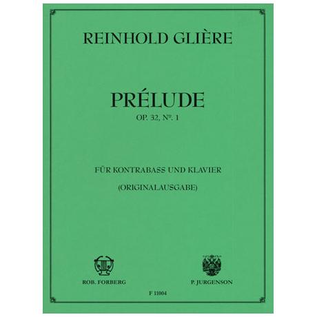 Glière, R.: Prélude Op.32/1