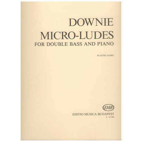 Downie, G.: Micro-Ludes