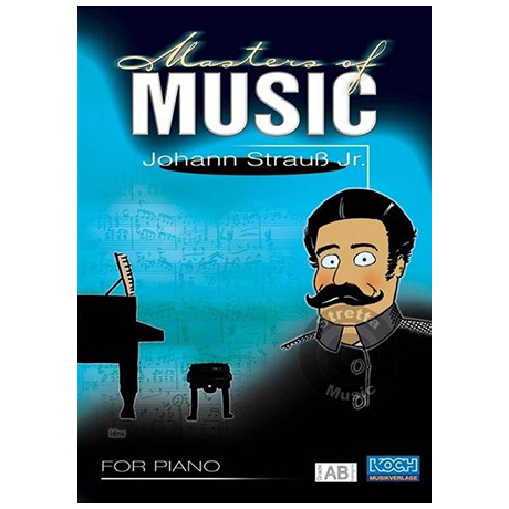 Masters Of Music: Strauß, J. Jr.