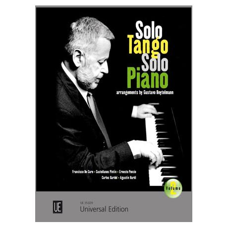 Solo Tango Solo Piano Band 2